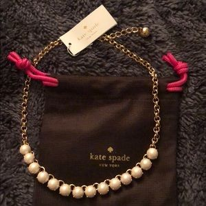 Kate Spade ♠️ pearl necklace